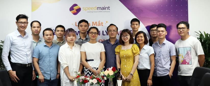 Phần mềm quản lý bảo trì SpeedMaint – Tiên phong trên nền tảng Cloud