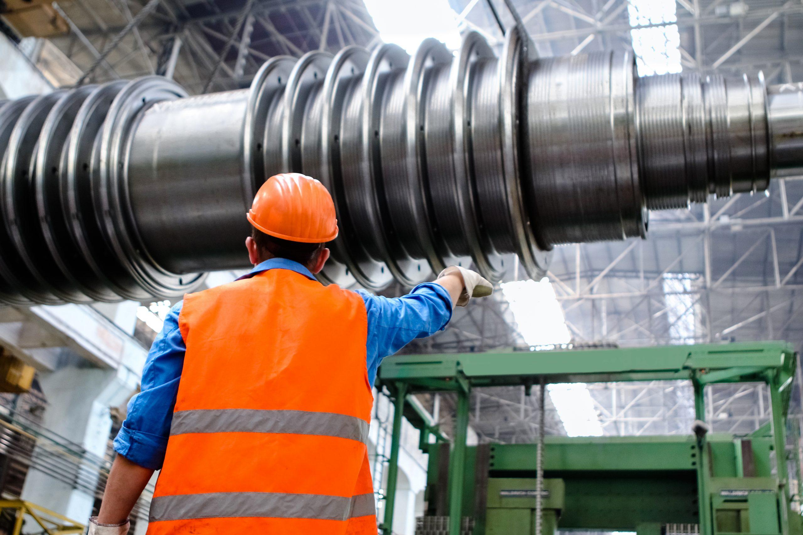Thực hiện phục hồi bảo trì thiết bị tại phân xưởng