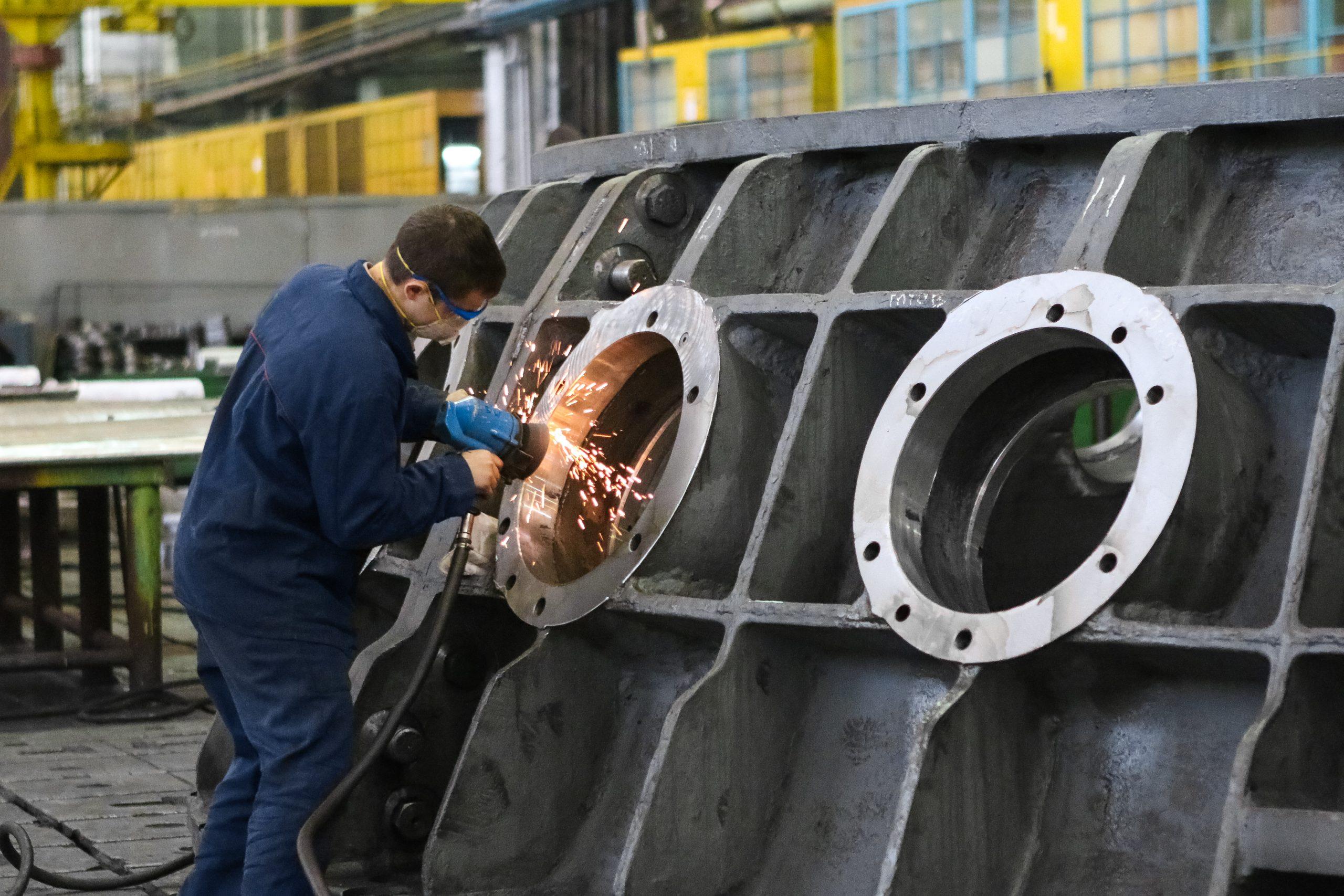 Máy móc thiết bị giúp nâng cao hiệu quả sản xuất kinh doanh