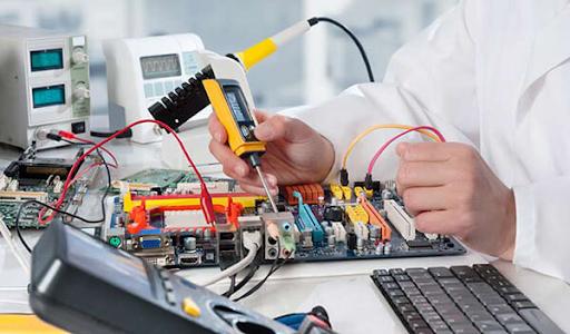 Quản lý thiết bị bao gồm cả quy trình bảo trì, sửa chữa