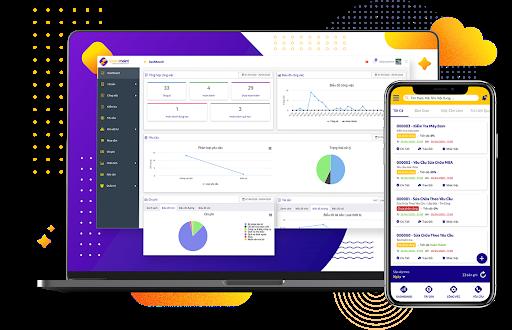 Sử dụng phần mềm CMMS Clouds giúp doanh nghiệp tối ưu hơn trong đo lường bảo trì