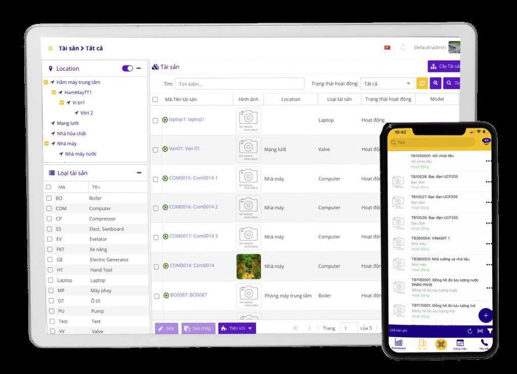 SpeedMaint mang đến công cụ quản lý kho vật tư thông minh cho doanh nghiệp