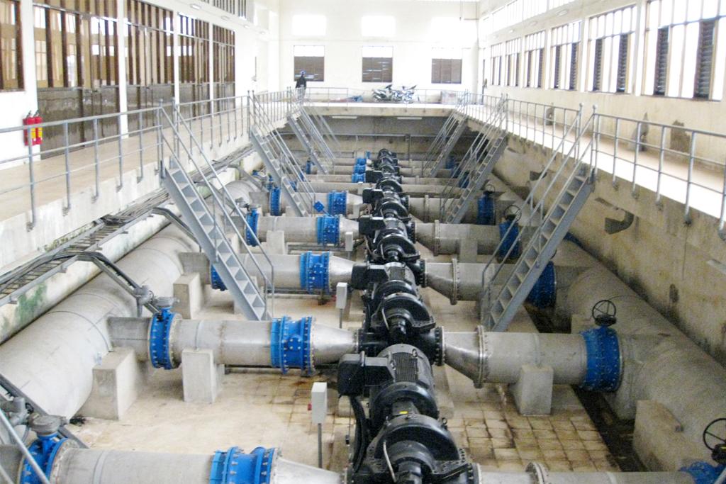 Lộ trình triển khai phần mềm để giải quyết những vấn đề về tài sản trong đơn vị cấp nước