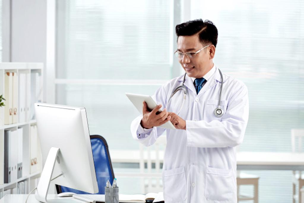 Phần mềm quản lý bảo trì CMMS - Giải pháp hỗ trợ Bệnh viện quản lý vật tư thiết bị y tế khoa học