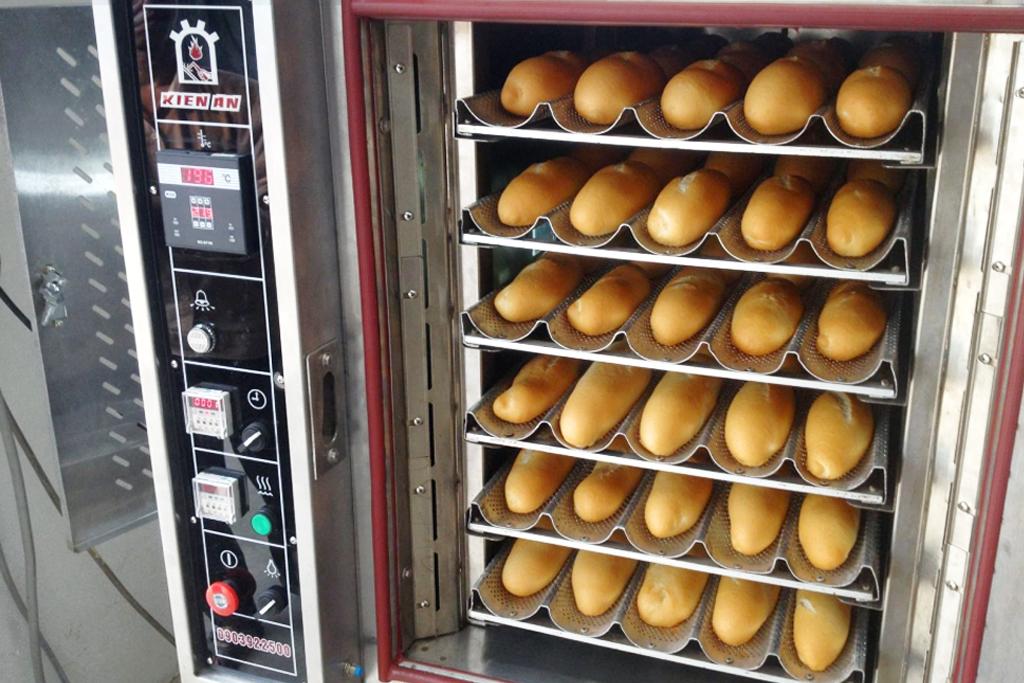 Những vấn đề bất cập về Tài sản - Xưởng làm bánh phải đối mặt