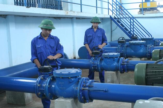 Giải pháp quản lý bảo trì đã thay đổi công tác quản lý của Công ty cổ phần cấp nước Vĩnh Phúc