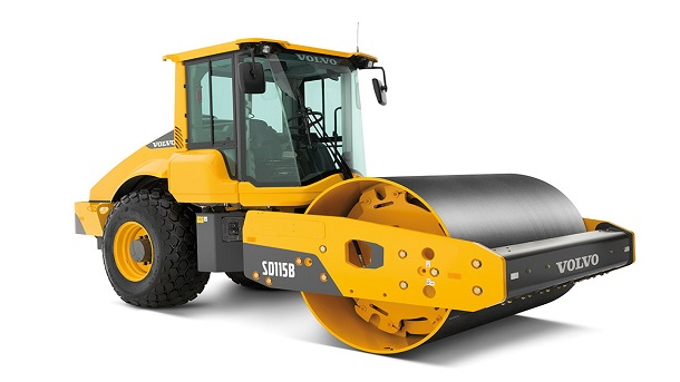 Máy đầm được sử dụng để nén vật liệu hoặc bề mặt đất thường