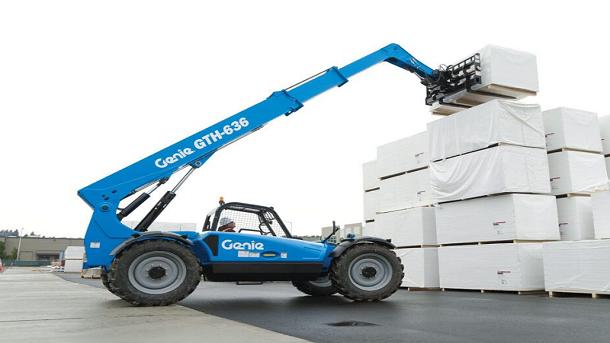 Xe nâng từ xa là thiết bị cẩu được sử dụng trong xây dựng để nâng vật liệu nặng, làm thang nâng công nhân lên độ cao nhất định,...