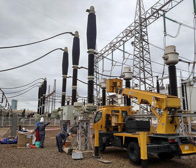 """Thiết bị điện công nghiệp là """"cánh tay nối dài"""" của hệ thống điện công nghiệp"""