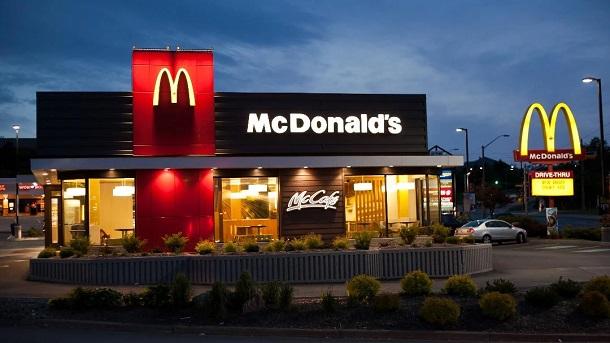 Chuỗi cửa hàng ăn nhanh McDonald's