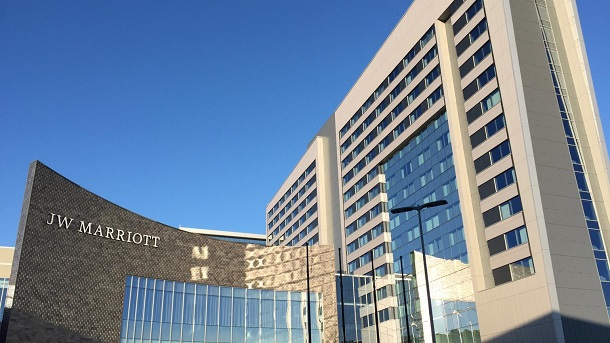 Chuỗi khách sạn Marriott