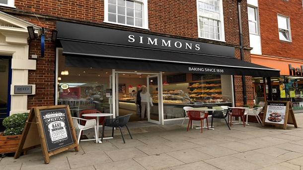 Công ty Nguyên liệu thực phẩm Simmons