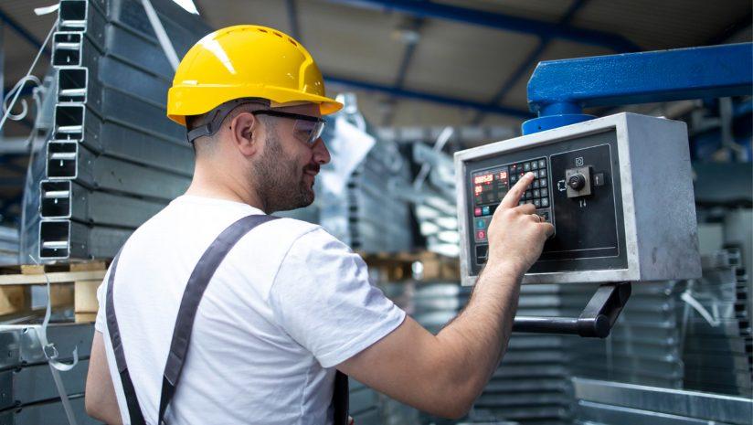 Phân biệt các loại máy móc sử dụng trong dây chuyền sản xuất