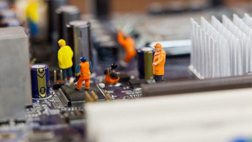 Làm thế nào gia tăng hiệu suất sử dụng tài sản cố định cho nhà máy sản xuất
