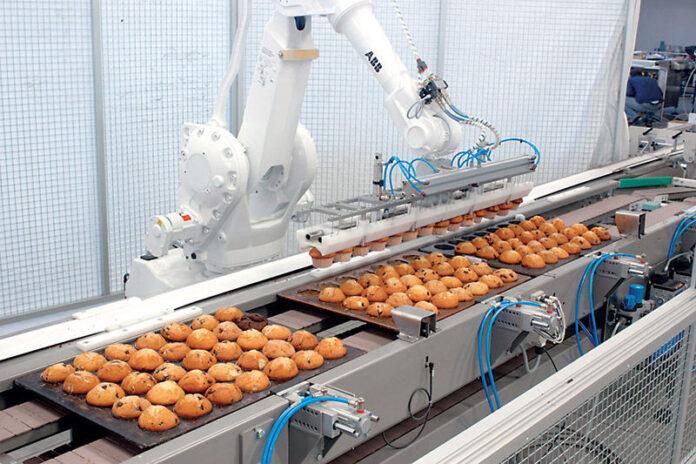 Tự động hóa quá trình sản xuất